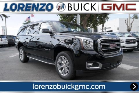 New 2018 GMC Yukon XL SLE