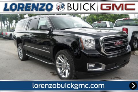 New 2018 GMC Yukon XL SLT