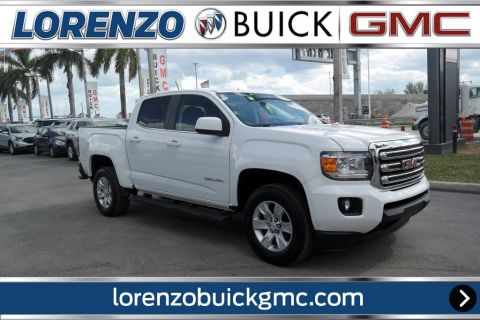 Pre-Owned 2016 GMC Canyon 2WD SLE Crew Cab