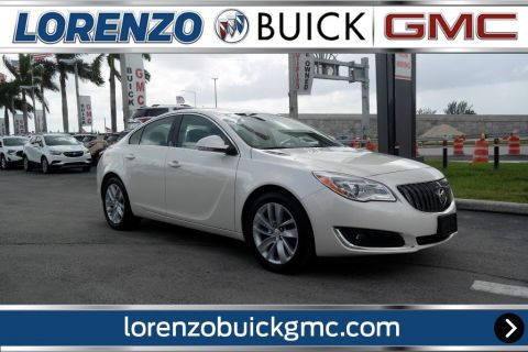 Pre-Owned 2015 Buick Regal Premium