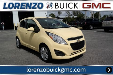 Pre-Owned 2014 Chevrolet Spark