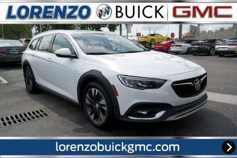 New 2018 Buick Regal TourX Preferred