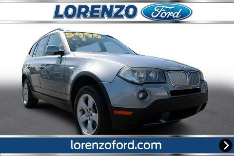 Pre-Owned 2007 BMW X3 3.0si AWD