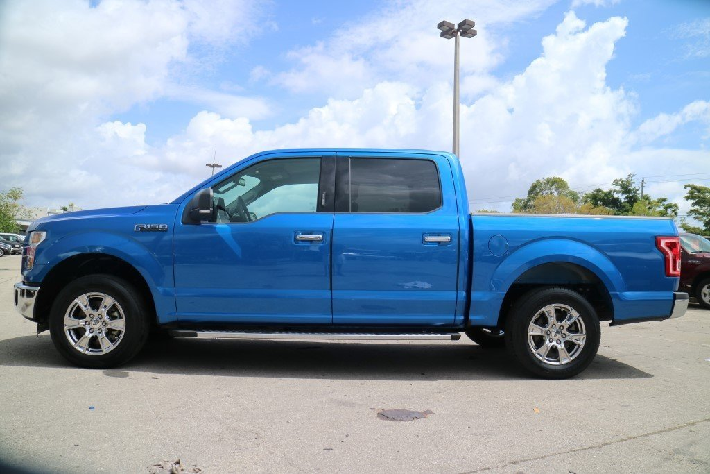 Pre Owned 2016 Ford F 150 Supercrew Xlt