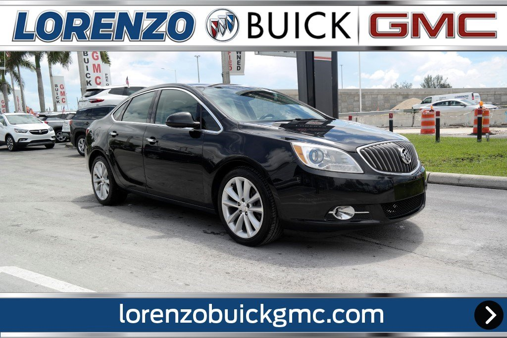 Pre Owned 2017 Buick Verano Convenience Group