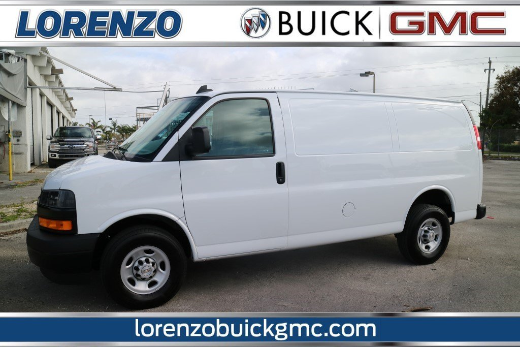 f0320de7ad51 Pre-Owned 2018 Chevrolet Express Cargo Van Work Van Full-size Cargo ...