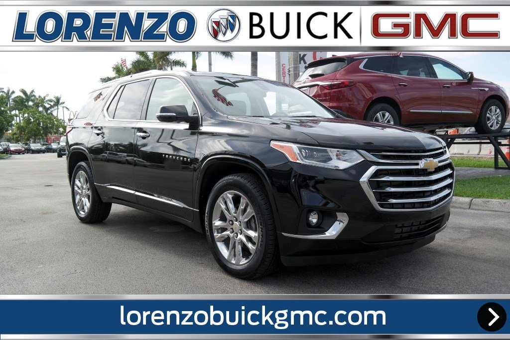 Pre Owned 2018 Chevrolet Traverse High Country Awd