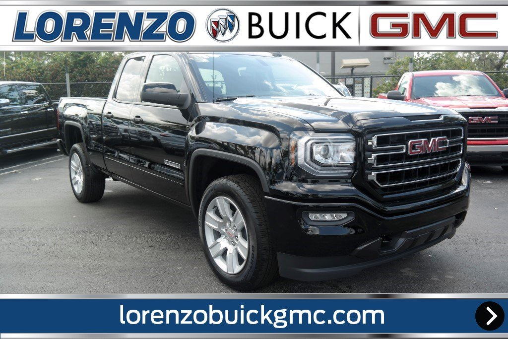 new 2018 gmc sierra 1500 double cab extended cab pickup in. Black Bedroom Furniture Sets. Home Design Ideas