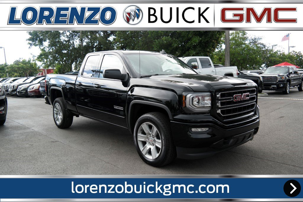 New 2019 Gmc Sierra 1500 Limited Extended Cab Pickup In