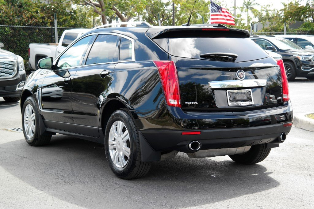 srx collection cadillac city premium revo main image california ca owner one car