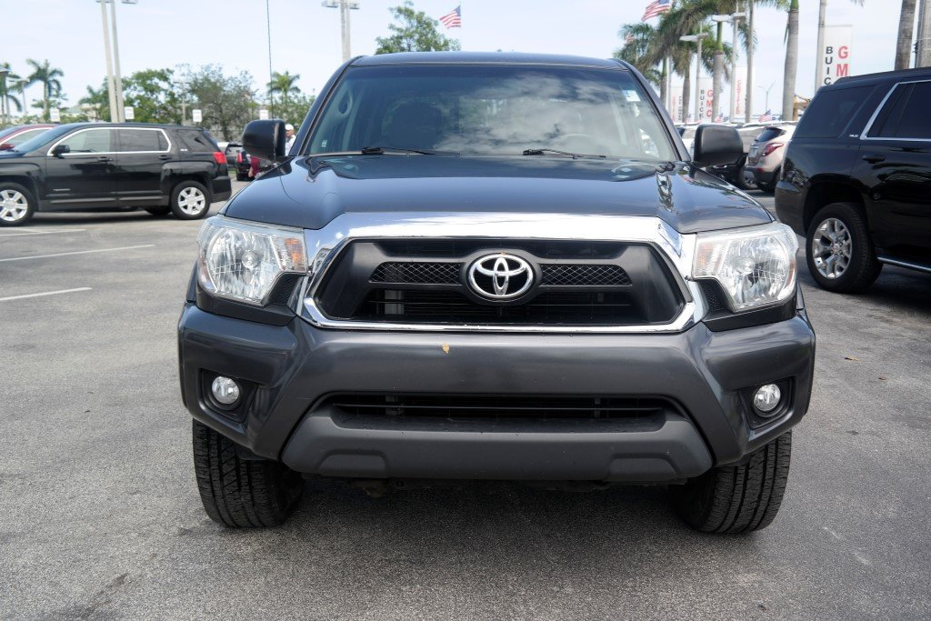 Beautiful Pre Owned 2014 Toyota Tacoma 4WD Double Cab TRD W/Off Rd