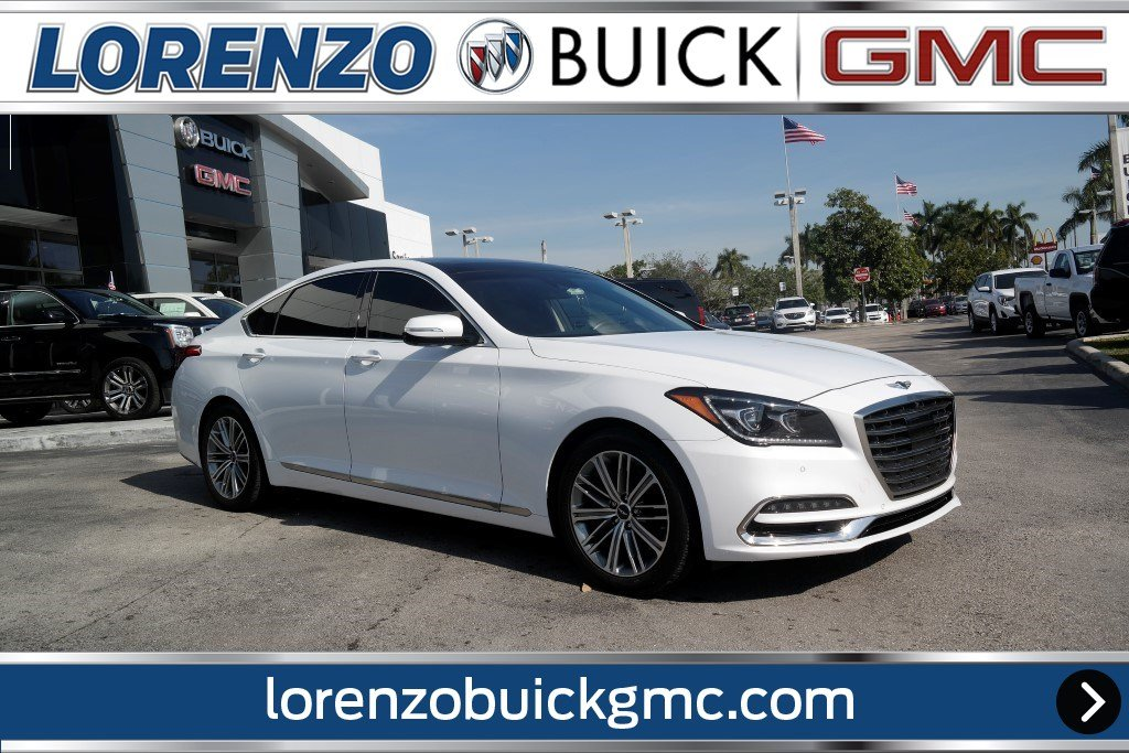 Used Genesis G80 Miami Shores Fl