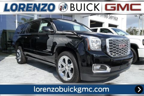 New 2018 GMC Yukon XL Denali