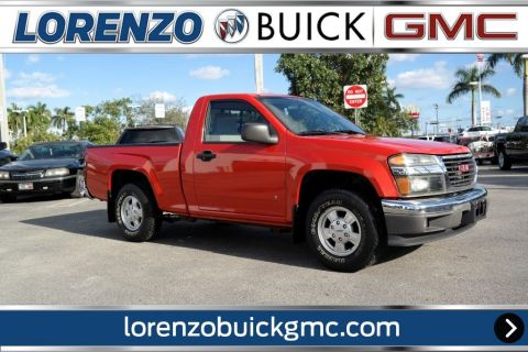 Pre-Owned 2008 GMC Canyon SL