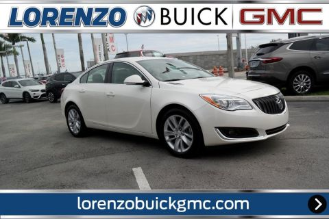 Pre-Owned 2015 Buick Regal