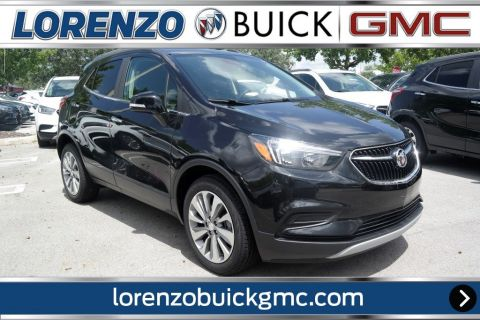 New 2018 Buick Encore Preferred