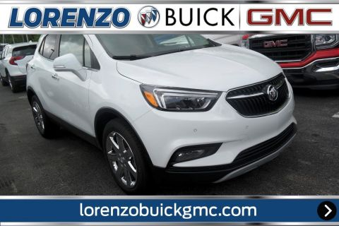 New 2018 Buick Encore Premium